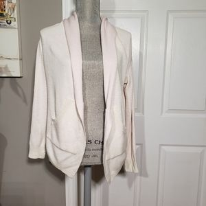 LULULEMON reversible cashlu sweater/wrap